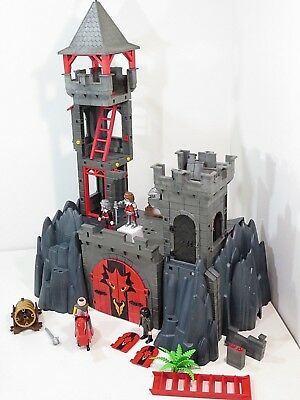 Playmobil Castle Spare Parts Flat Two Way Connector Medieval Knights Vikings...
