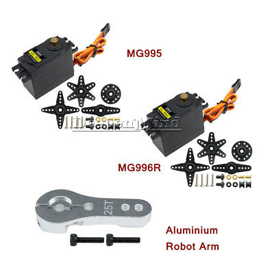 MG995/MG996R Metal Gear Torque Digital Servo 15KG for RC Helicopter Car Robot