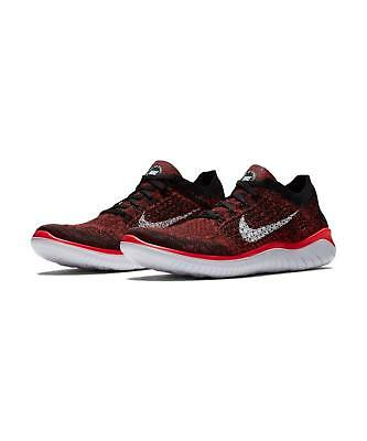 Nike Free RN Flyknit 2018 Running Shoes 942838-602 - New With Box