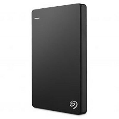External HDD Seagate Backup Plus Slim 2tb Portable Media Storage Device GRADE A