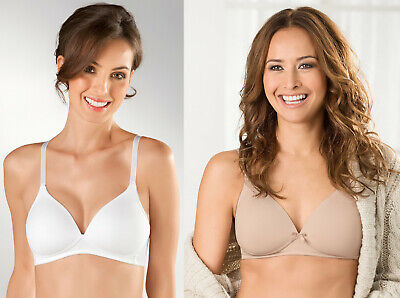 Bestform Emily Full Cup Bra 2301S Underwired Supportive Non Padded Lingerie