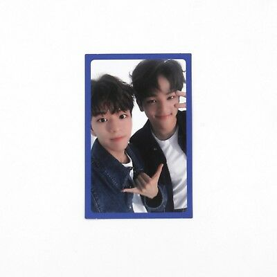[STRAY KIDS]3rd mini album I AM YOU Official Photocard/B ver./SEUNGMIN+WOOJIN