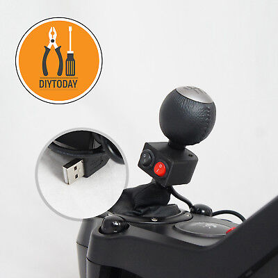 18 SPEED TRUCK SIM SHIFTER for Logitech G27 G29 G920 Shifter