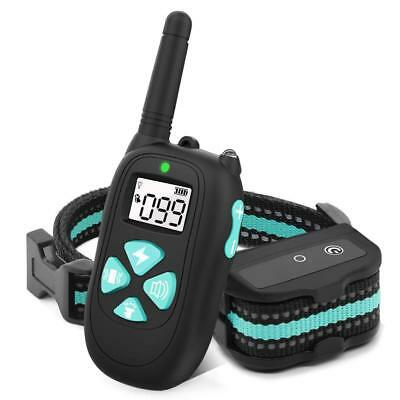 BESTHING Dog Training Collar with Remote, 1450ft Remote Dog Shock Collar, 100%