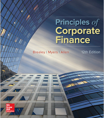 Principles of Corporate Finance by Richard A. Brealey (12th Edition)