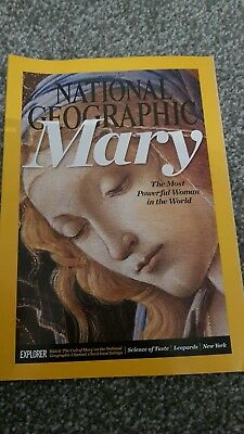 National Geographic Magazine December  Issue 2015 Mary - The most powerful woman