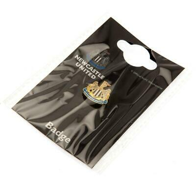 Newcastle United Fc Club Enamel Crest Pin Badge Football Club New Gift Xmas
