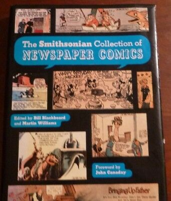 The Smithsonian Collection of Newspaper Comics, HC w/DJ