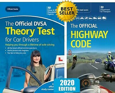 Driving Theory Test Car Drivers Book valid For 2019 Test & Latest Highway Code