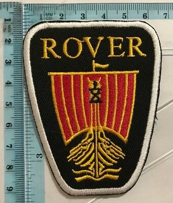 MG Rover Classic Car Sports Logo Embroidered Iron On Sew On Patch Badge N-560
