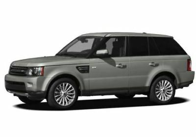 Range Rover Sport Workshop Manual Download  2005 - 2013 L320 Land Rover