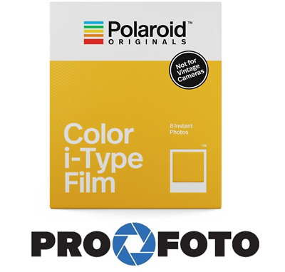 Polaroid Originals I-Type COLOR Film for I-Type , OneStep2 , Onestep+ , LAB