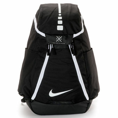 68deb398c Nike Hoops Elite Max Air Team 2.0 Basketball Backpack Black/White BA5259  010 NEW