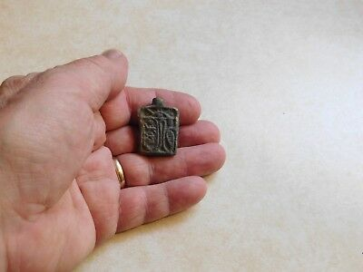 Amulet - Cartouche Thutmose III. Similar to Temple Mount Sifting Project example