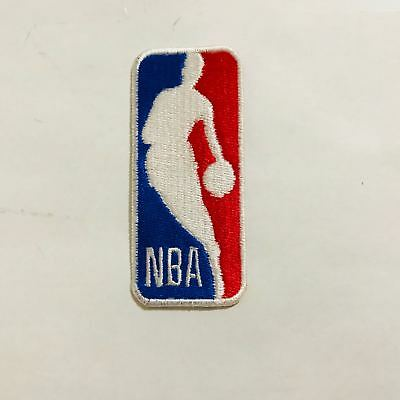 NBA Logo Sports Basketball Embroidered Iron On Sew On Patch Badge N-515sh