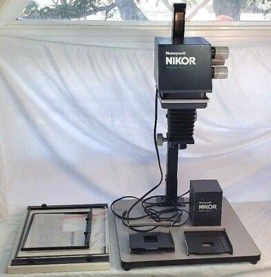 Honeywell Nikor 6x7 Film Enlarger