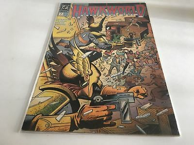DC Comics Hawkworld Issue #7 1991