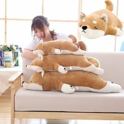 New Japanese Anime Shiba Inu Dog Plush Doll Soft Stuffed Animal Toy Pillow  hot
