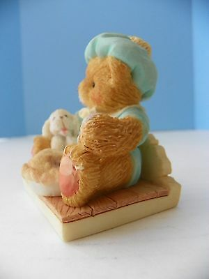 "Cherished Teddies "" Little Jack Horner "" 1993"