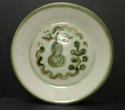 1 M A Hadley Grape & Pear Dinner Plate