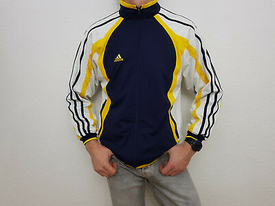 ADIDAS TRAININGSJACKE VINTAGE 90er 90s Equipment Größe M D5