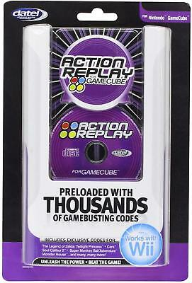 Action Replay for Gamecube (Works with Wii) - Datel