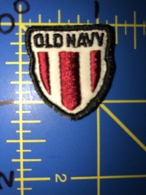 Old Navy Shield Patch Jeans Clothing Gap Banana Republic Fashion Style Designer