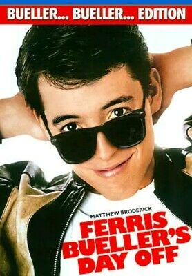 Ferris Bueller's Day Off, Bueller. . Bueller . Edition (Blu Ray, 2013)New,sealed