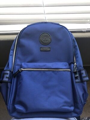 Brand New 100% VERSACE PARFUMS Designer Backpack b18a6273a8789
