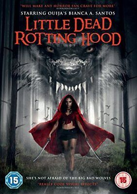 Little Dead Riding Hood - Dvd **used Very Good**free Post**