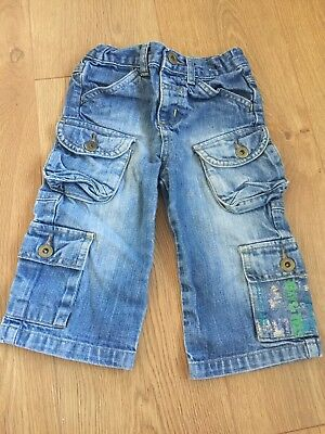 Boys Jeans Age 1-1 1/2