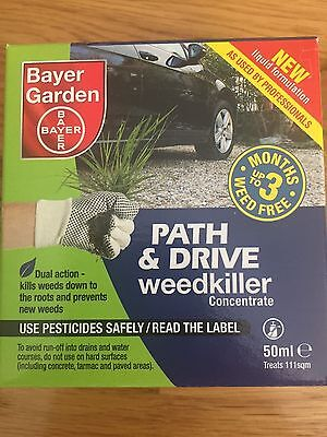 Bayer Garden Path and Drive weedkiller
