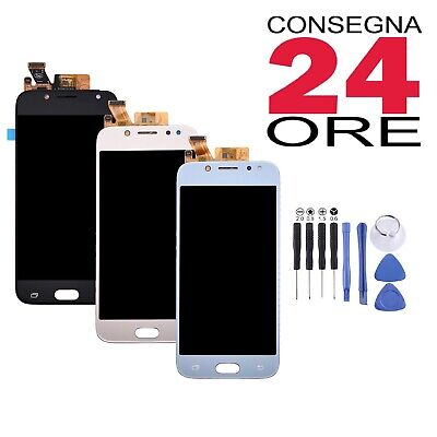 Display LCD + Touch Screen Samsung Galaxy J3 2016 J320 SM-J320FN  Schermo Vetro