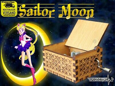 Sailor moon Spieluhr Musicbox Neu Anime Manga perfect Gift, Special, collectible