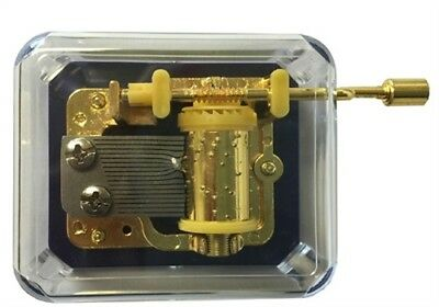 Tiny Bubbles Music Box HURDY GURDY Stocking Stuffer FREE SHIPPING