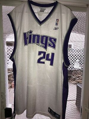 info for 7ef21 dacb6 VTG Reebok Sacramento Kings Bobby Jackson NBA Jersey Men s 2xl Pro Team  Edition