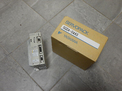 Yaskawa Servopack SGDA-04AS  SGDA04AS AC Servo Driver NEW IN BOX