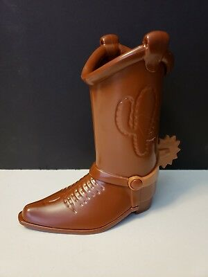 Disney Park DLR 2018 Pixar Fest Toy Story WOODY'S Boot Sipper Drink Cup Mug