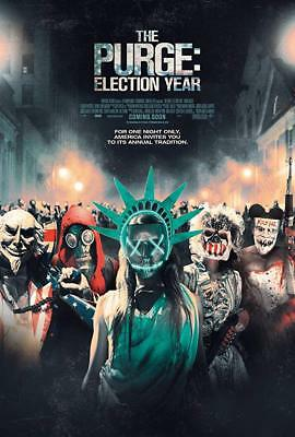 The Purge Election Year (4K Ultra HD) + Case/Slip Cover (NO DIGITAL OR BLU-RAY)