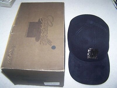 Vintage NOS University of NOTRE DAME Top Of The World Wool Cappello 7 1/2 Hat