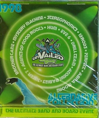 STEREOPHONICS, EVE 6, HUM, others - Unvailed (1998) CD - jewel case