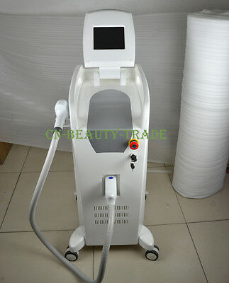 Colour Touch Screen 808nm Diode Laser Hair Removal 12 Laser Bars Beauty System