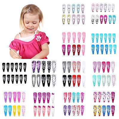 10pcs Lovely Baby Kids Girls Hair Clips Hairpin Jewelry Mixed Set Headwear Gift
