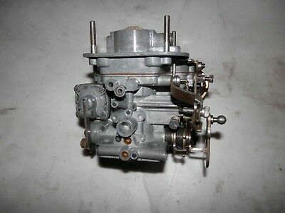 Abarth A112 Weber 32 Dmtr 38/250  Carburetor