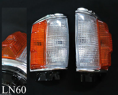 84 85 86 87 88 For Toyota Hilux Mk2 Ln/rn/yn 2/4Wd Pickup Corner Side Light Lamp