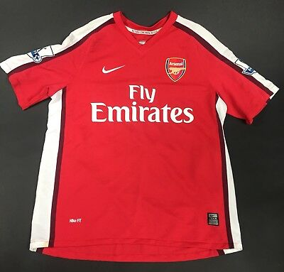 new styles 12f43 0872f RARE NIKE DRI Fit Authentic Fc Arsenal London