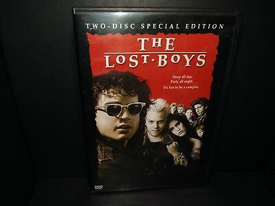 The Lost Boys (DVD, 2004, 2-Disc Special Edition) Kiefer Sutherland B220/B221