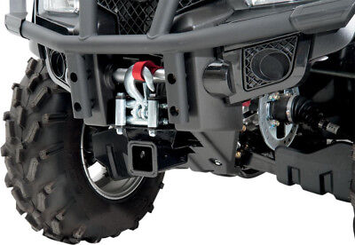 Receiver hitch frt canam - Moose Utility Division