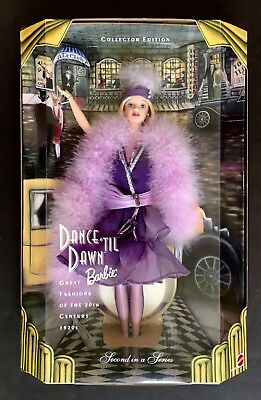 Barbie Great Fashions of the 20th Century Dance Till Dawn 1920s Second in Series