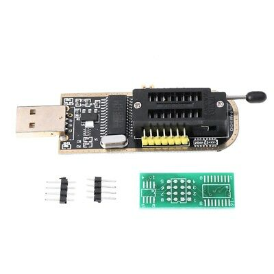 CH341A 24 25 Series EEPROM Flash BIOS USB Programmer Module to TTL 5V-3.3V